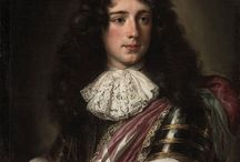 Personages of Versailles / Those mentioned in the memoirs of duc de Saint-Simon
