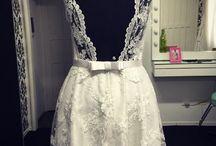 Wedding dress / Designer Rubia Dallarmi