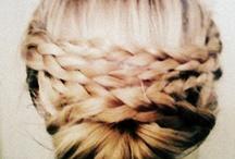 Hair / Pretty hair and how tos / by Erin Mccarthy