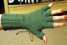 Handskoene.