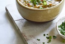 Recipes -Vegan - Soups