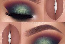 Make up sombras