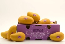 Champagne® Mangos / Delectable, Delicious, Divine.  This mango is so sweet it tastes like heaven in your mouth. No finer mango available anywhere, at any price.