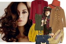 deep autumn for woman