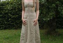 Middelalder tøj