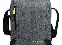 Tract Sling Messenger Bag / The tract sling bag