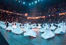 Seb-i Arus / Check out wonderful images of Şeb-i Arûs 2016 as thousands gathered to remember the beauty of Rumi's life on the anniversary of his death!