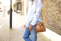 Casual Looks for the academic / Casual looks inspiration for the academic.