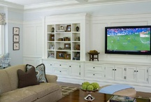 Family room / by Sarah Meigs