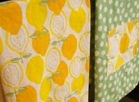 Lemon lime kitchen / by Lauren