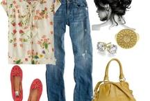 Wardrobe Inspiration / by Brianna Carpenter