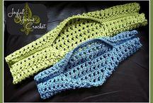 stitching, crochet