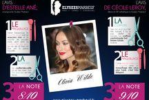 Match beauté / Elysées Marbeuf passe au crible les beauty looks des stars ! Qui s'en sortira le mieux ?