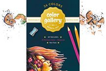 Color Pencil Art, Tips & More by Ander Blake Company