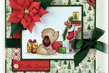 Christmas Cards & Crafts / by Elaine Beckham
