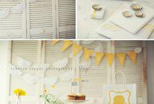 i love a good party! / party ideas / by Pamela Walker