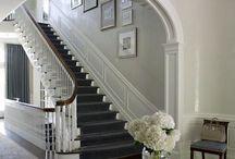 05 Villa Venetian/ medi stairs hall