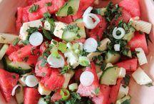 Persische salate