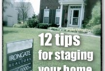 Home staging / by Alison Howard