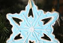 iced sugar cookies aka...my new obsession / by Jessica Washer