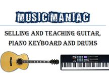 Music Maniac / Music Maniac Academy started as Metal maniac music centre on 1st April, 2009 by Joel Mogera with intention to teach and spread Rock and Metal music.