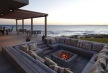terraces.