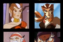 Cartoons comics movies and TV shows