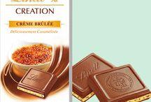 CHOCOLAT LINDT / Lindt, chocolat Suisse pour les gourmands. Rodolphe Lindt est le chocolatier le plus renommé de son temps. www.chockies.net
