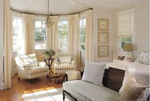 Window Treatments / by Caroline Brackett CBB Interiors