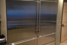 Look up Sub Zero refrigerator parts and order / Ordering OEM Sub Zero refirgerator freezer parts
