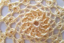 Crochet - Doilies & Threadwork