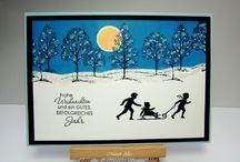 SU - Welcome Christmas / by Sue Cartwright