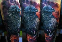 Tattoo'd Lifestyle Animal Tattoos