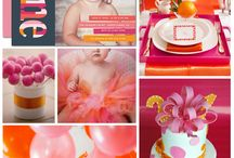 First Birthday Ideas / by Michelle Scavello Beckman