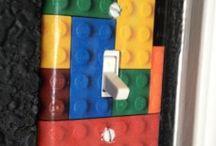kids room - LEGO