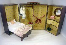 Barbie furniture / by Hansi