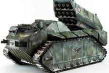 warhammer 40000 vehicle