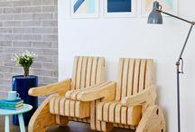 DIY feature seats