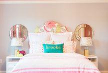 Olivia's big girl bedroom