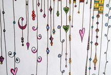 Zentangles & Doodles!