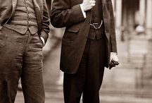 1910's Mens Fashion