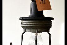 Ideeën / Looplamp
