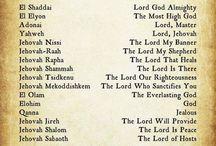 Escrituras de la biblia