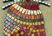 Mosaic Pattern Inspirations