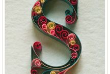 Reena quilling