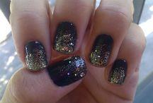Nail polish ideas / by Kelly R.