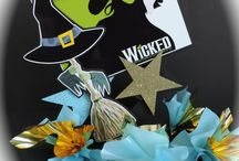 Broadway Theater Themed Parties / Plays and party designs with a thespian theme