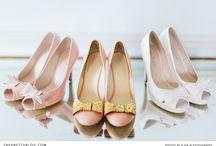 Chaussures de mariée / Découvrez ICI les chaussures de mariées référéncées sur WED and Co !