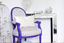 Dazzling Dressing Tables / Our pick of fabulous dressing tables that really are a girls best friend.