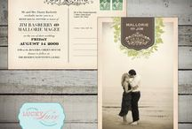 Wedding: Save the Date Ideas / by Jennifer Segelke